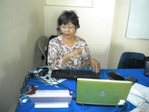 durante mi presentación