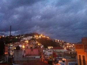 Una ciudad que duerme a las 7 A.M.